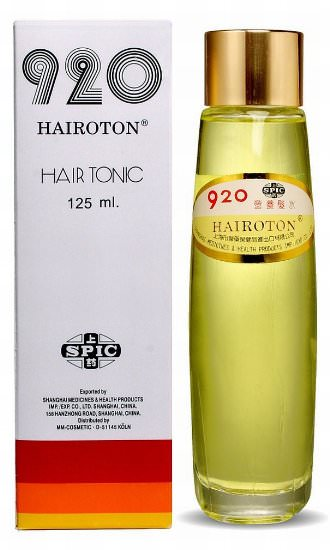 Direct Beauty, 920 Hairoton, Tonic, Haarwasser, 125ml